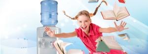 Какой кулер для воды подходит для школы и детского сада