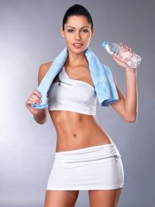 Вода для спорта полезна!