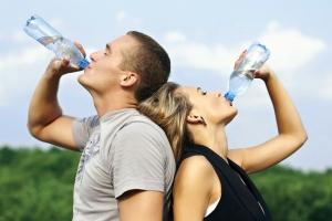 Вода – это не только полезно, но и модно!