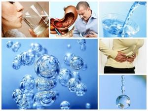 Лечение водой заболеваний печени, желчного пузыря, желчных путей