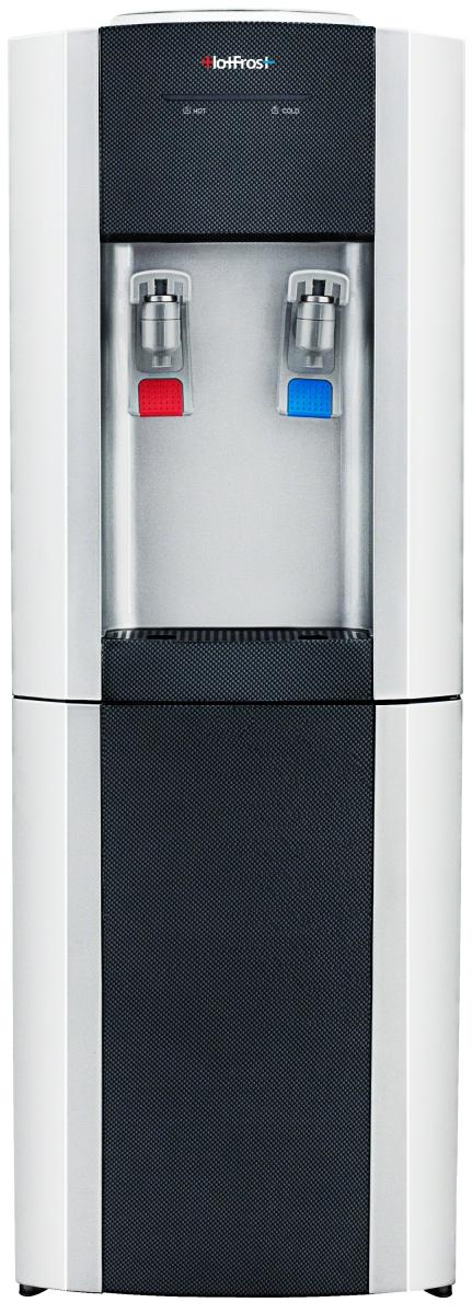 Кулер для воды HotFrost V710CES Carbon