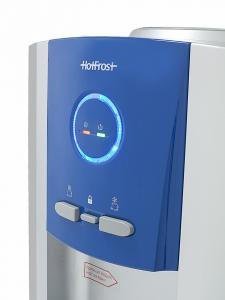 Кулер для воды HotFrost V730CES Blue - фото 8