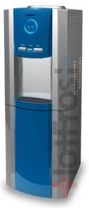 Кулер для воды HotFrost V730CES Blue - фото 2