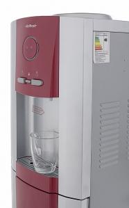 Кулер для воды HotFrost V730CES Red - фото 3
