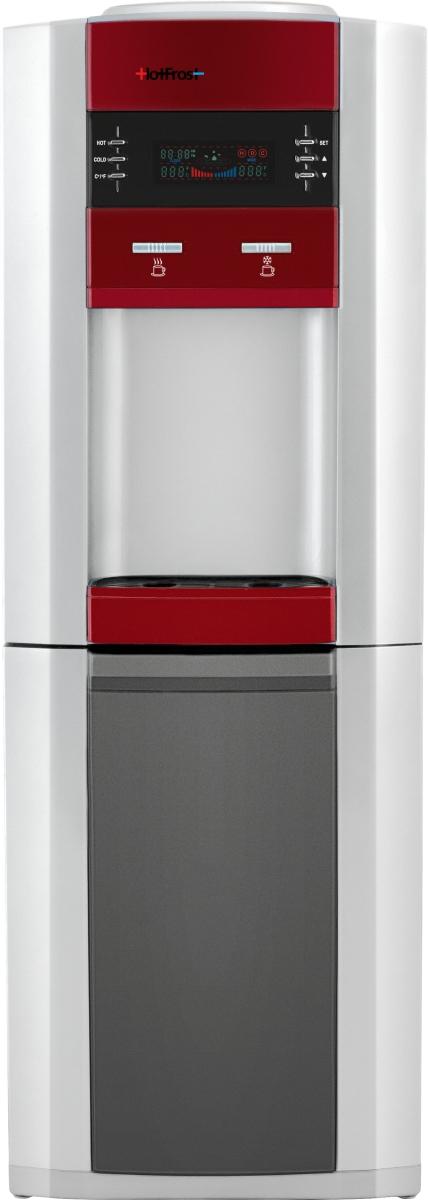 Кулер для воды HotFrost V745CST Red