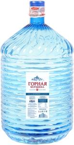 Вода - Горная Вершина - ПЭТ