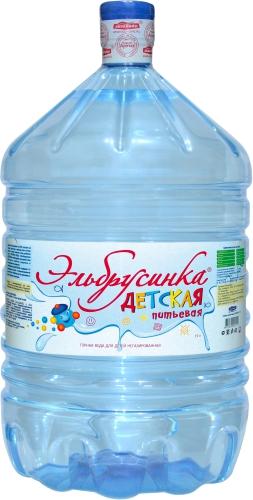 Вода - Эльбрусинка - ПЭТ