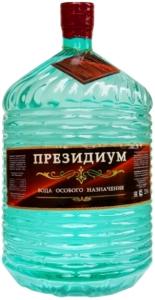 Вода - Президиум - ПЭТ