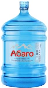 Вода - Абаго