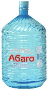 Вода - Абаго - ПЭТ