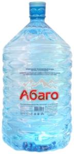 Вода - Абаго - ПЭТ 17 л