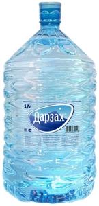Вода - Дарзах - ПЭТ 17 л