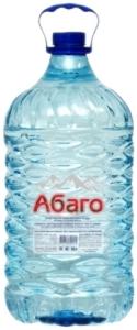 Вода - Абаго - ПЭТ 10 л