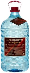 Вода - Президиум - ПЭТ 10 л