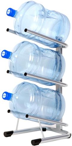 Стеллаж — подставка для 3 бутылей