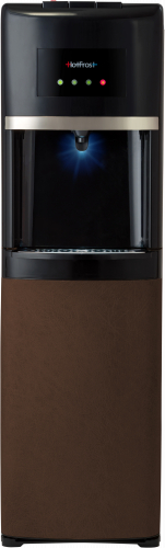 Кулер - HotFrost 35AN - коричневая кожа