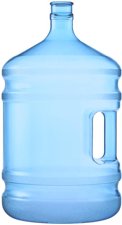 Бутыль 19 л ПК (с ручкой)