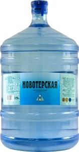 Вода - Новотерская