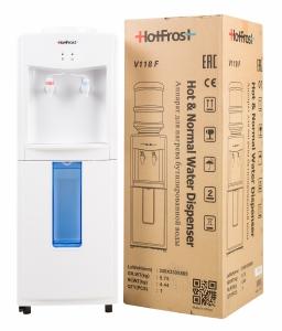 Кулер для воды HotFrost V118F - фото 7