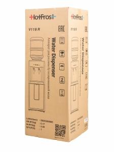 Раздатчик для воды HotFrost V118R - фото 9
