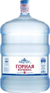 Вода - Горная Вершина