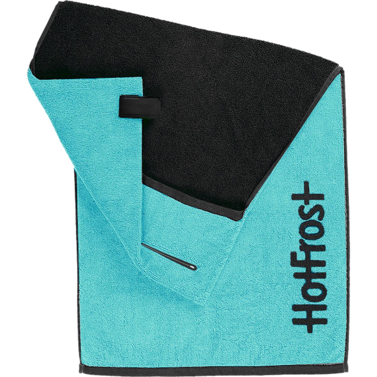 Полотенце для фитнеса (40*85 см, бирюзовое)