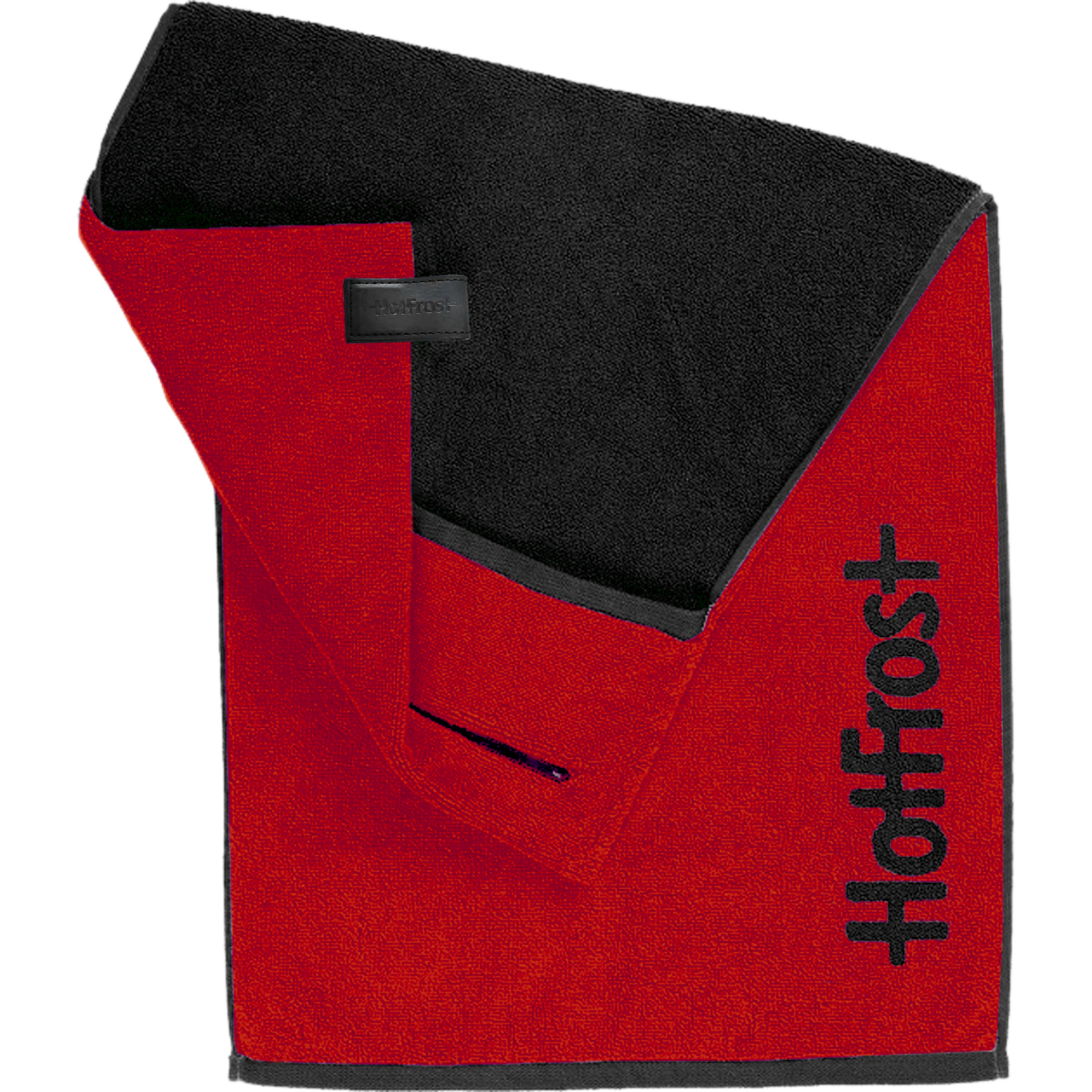 Fitness towel (40*85 cm, red)