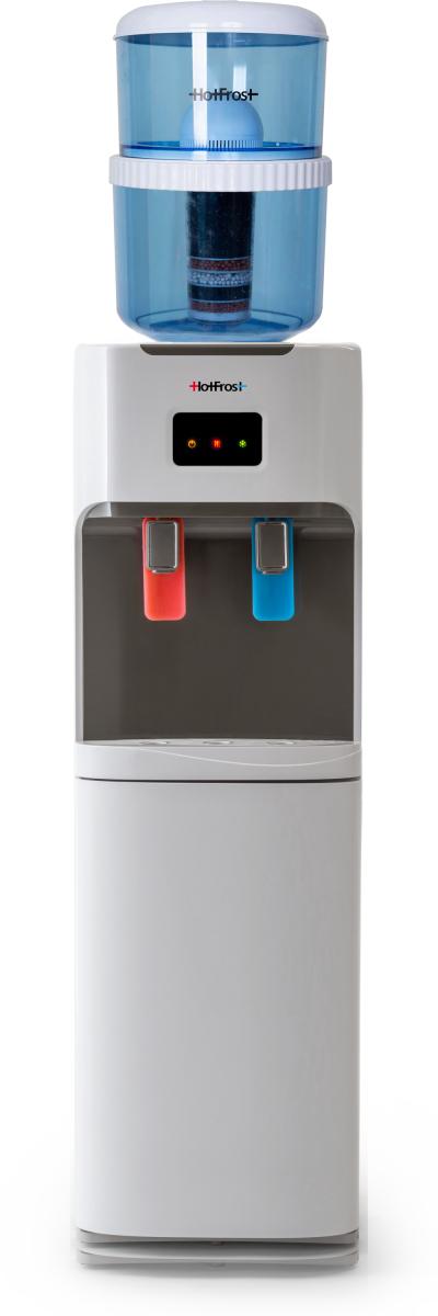 Кулер для воды HotFrost V115CE + Фильтр-бутыль HF-07