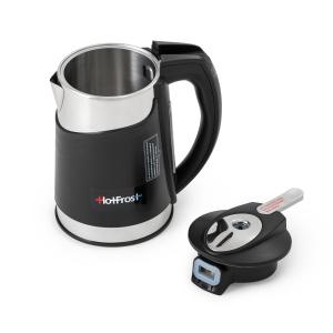 Кулер с чайником HotFrost 350ANET Silver - фото 11